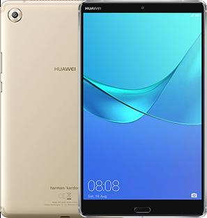 Huawei MediaPad M5 8 4 SHT-AL09 - a supported Huawei model