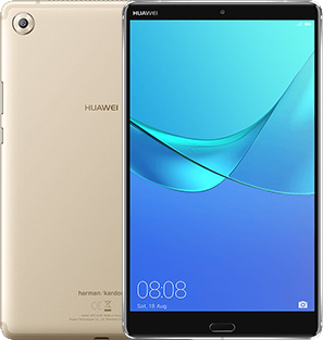 Huawei MediaPad M5 8 4 SHT-W09 - a supported Huawei model by ChimeraTool