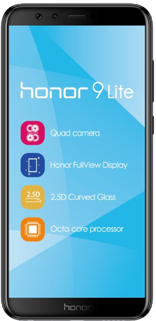 Honor 9 Lite / Youth Edition LLD-AL00 - a supported Huawei