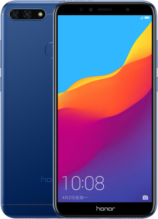 Honor Changwan 7A Dual AUM-AL20 - a supported Huawei model by