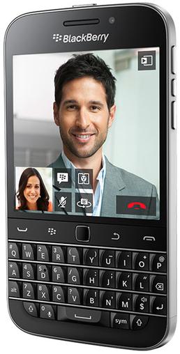 BlackBerry Q20 Classic SQC100-2