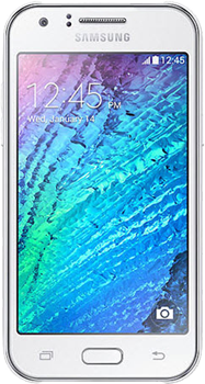 Samsung Galaxy J1 SM-J100VPP - a supported Samsung model by