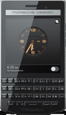 BlackBerry Porsche Design P'9983 SQK100-2