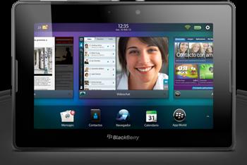 BlackBerry PlayBook 0x04001a0b