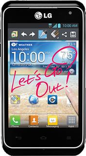 LG Motion 4G For MetroPCS