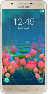 Samsung Galaxy J5 Prime SM-G570Y - a supported Samsung model