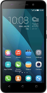 Huawei Honor 4X Che1-CL10 - a supported Huawei model by ChimeraTool
