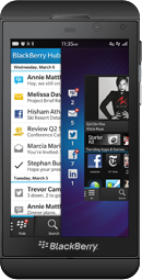 BlackBerry Z10 STL100-4 8400240a - a supported Blackberry