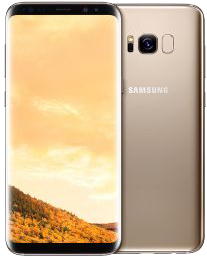 Samsung Galaxy S8+ SCV35 - a supported Samsung model by