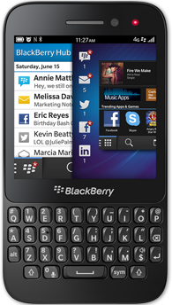 BlackBerry Q5 SQR100-3
