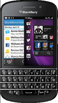 BlackBerry Q10 SQN100-3 Dev Alpha