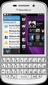 BlackBerry Q10 SQN100-1