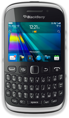 BlackBerry 9310 Curve