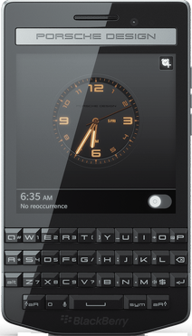 BlackBerry Porsche Design P'9983 SQK100-1