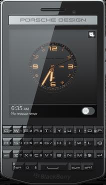BlackBerry Porsche Design P'9983 SQK100-1
