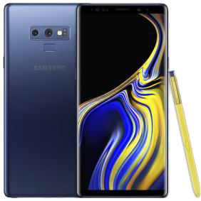 Samsung Galaxy Note 9 SM-N960F - a supported Samsung model by