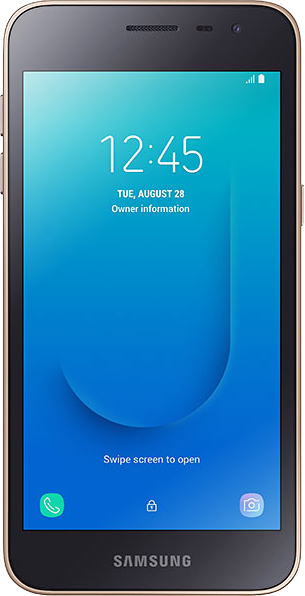 Samsung Galaxy J2 Core 2018 SM-J260F - a supported Samsung